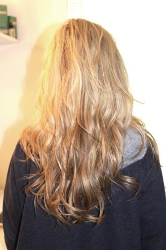 Day 6 hair!
